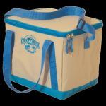 Crazy Creek Cooler 10L Grey/Cyan Blue