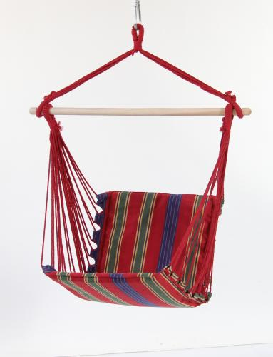 Byer Of Maine Belize Hammock Chair Red